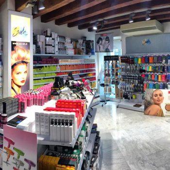 Sash - Il negozio di prodotti per capelli a Brescia