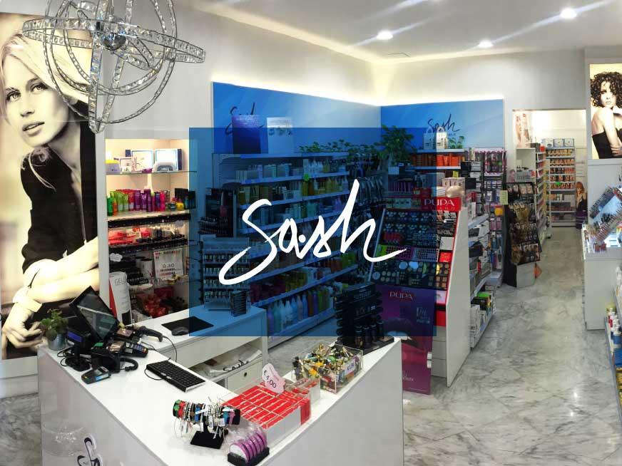 Sash-Reggio Emilia - Negozio di Prodotti per Parrucchieri