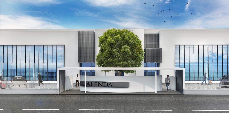 2018 - Calenda Spa - Restilyng