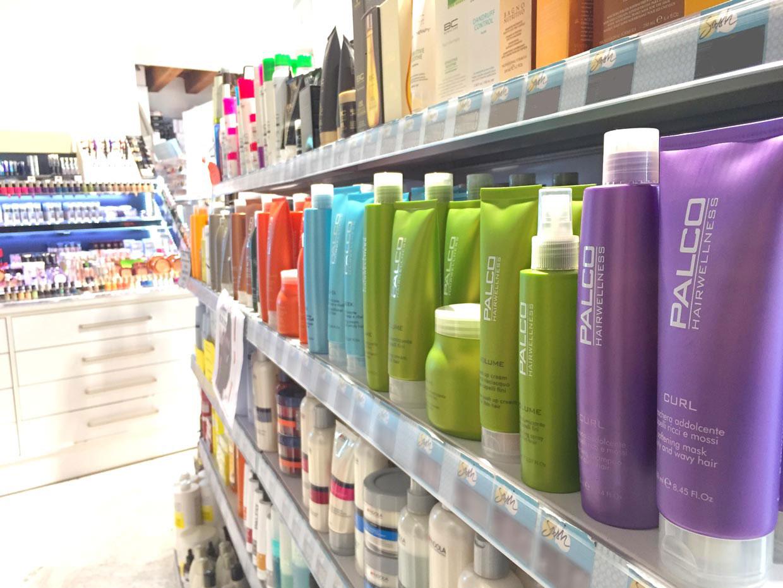 vendita prodotti capelli